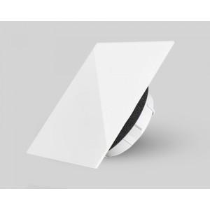 Клапан Air Design Glass квадратный